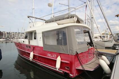Beneteau Swift Trawler 42 (Tsaar)